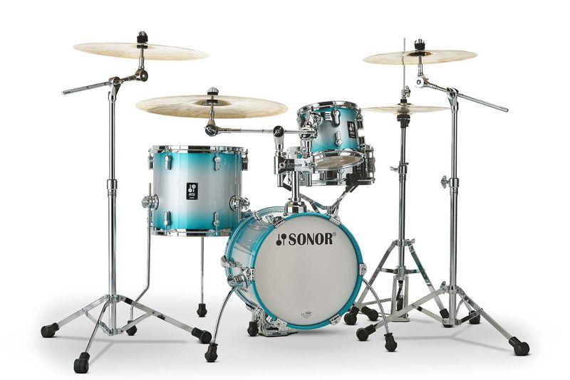 Billede af Sonor AQ2 Martini Trommesæt Aqua Silver Burst