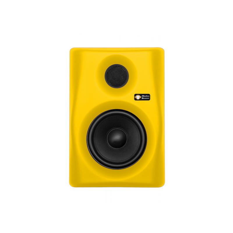 Billede af Monkey Banana Gibbon 5 studie højttaler, gul