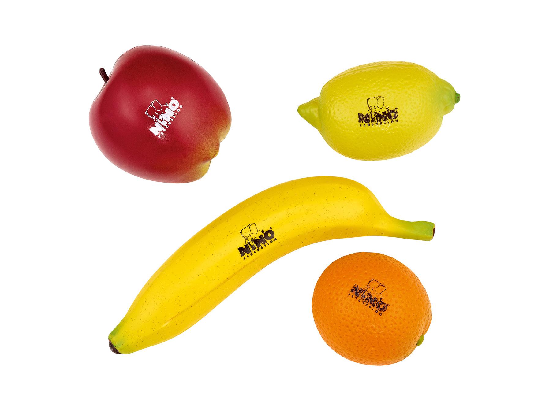 Billede af Meinl Nino rasle frugt eller grøntsag Appelsin
