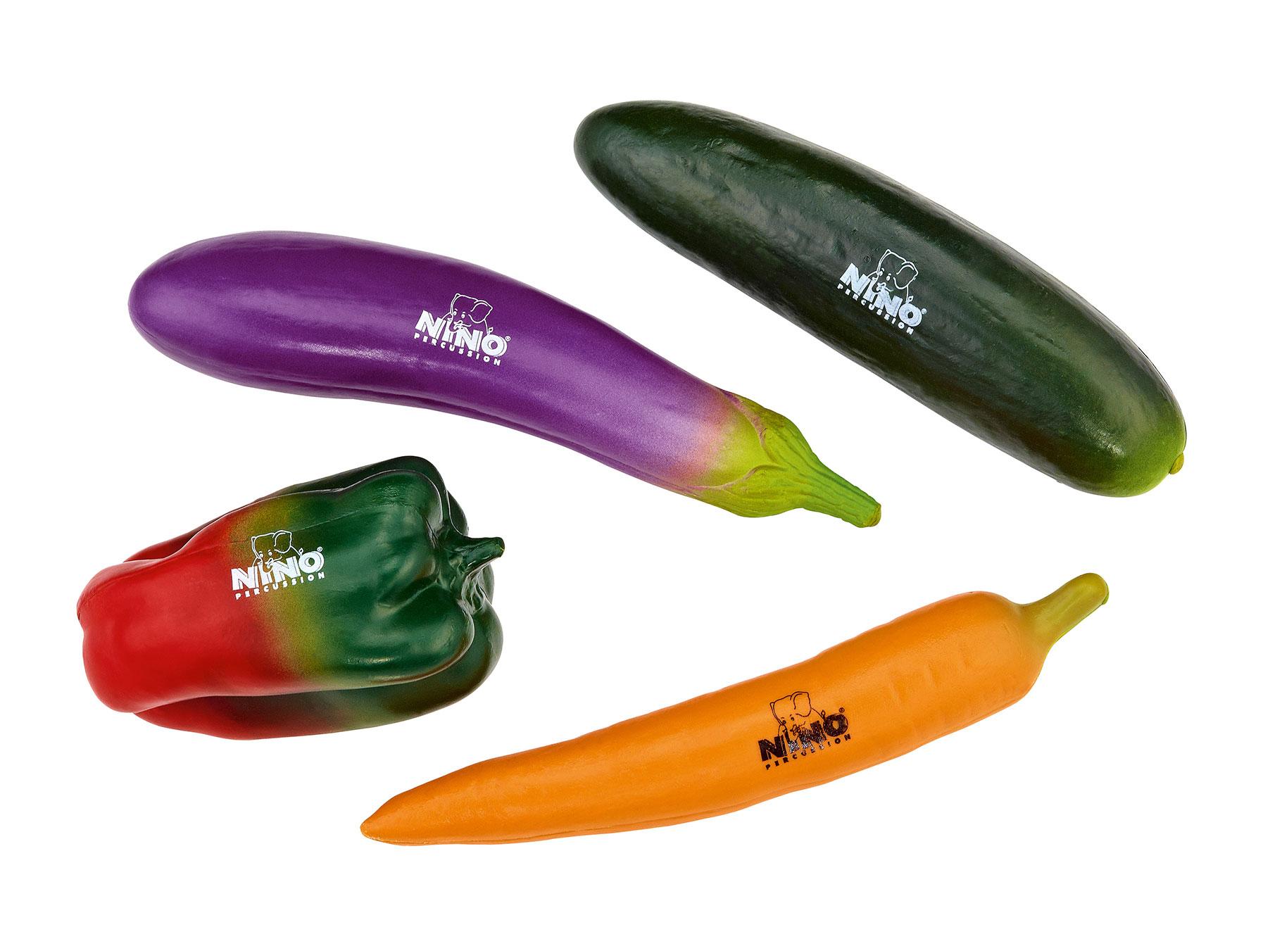 Billede af Meinl Nino rasle frugt eller grøntsag Aubergine