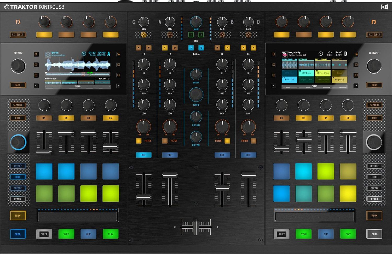 Billede af Native Instruments TRAKTOR KONTROL S8