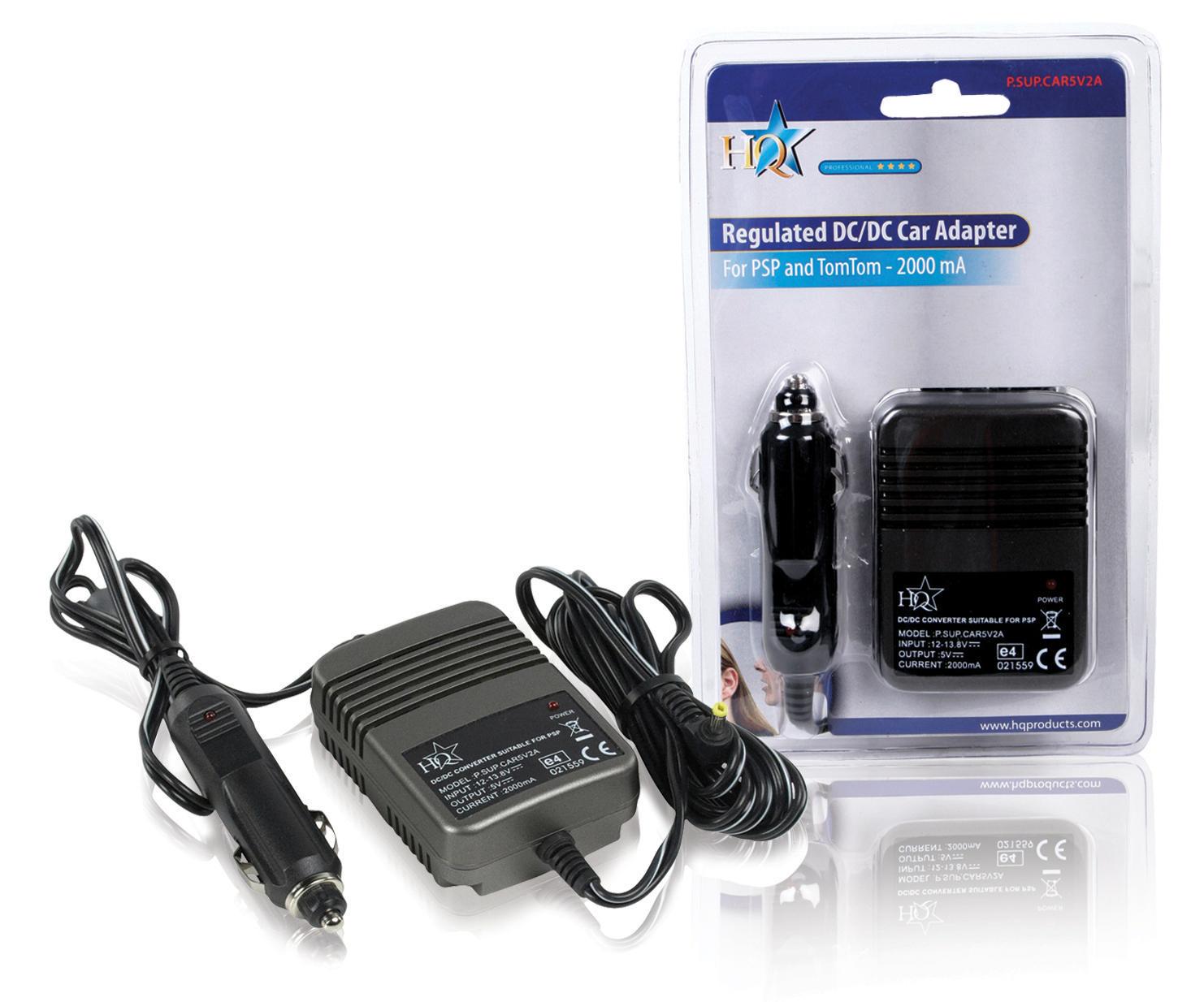 Billede af Universal Dc Power Adapter 5 VDC 2.0 A