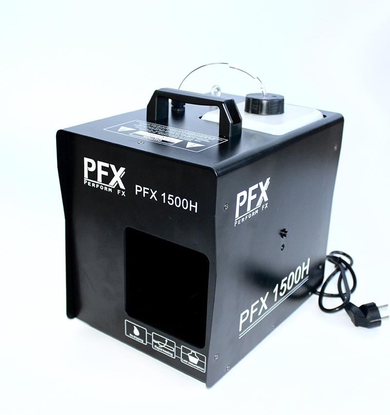 Billede af PFX hazer 1500 watt med DMX
