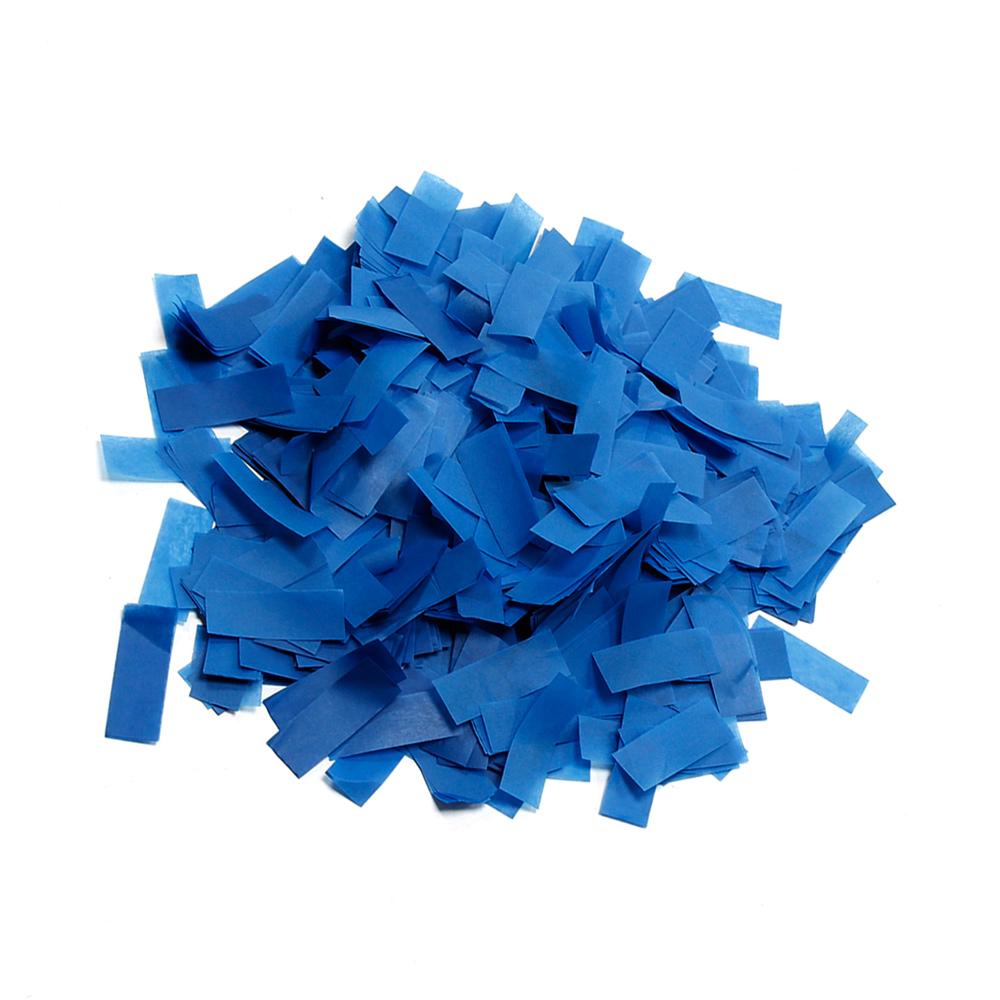 Billede af Papir konfetti Mørk Blå
