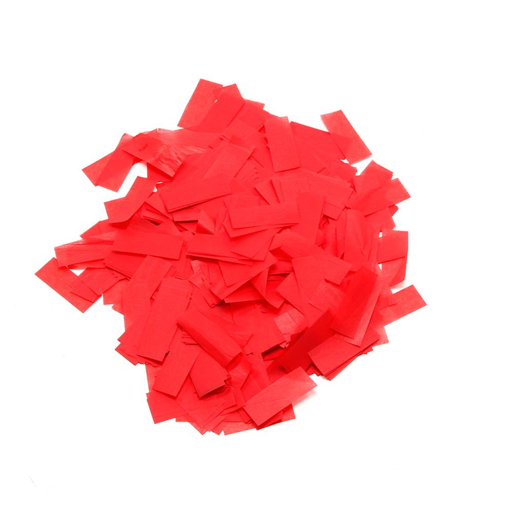 Billede af Papir konfetti Rød