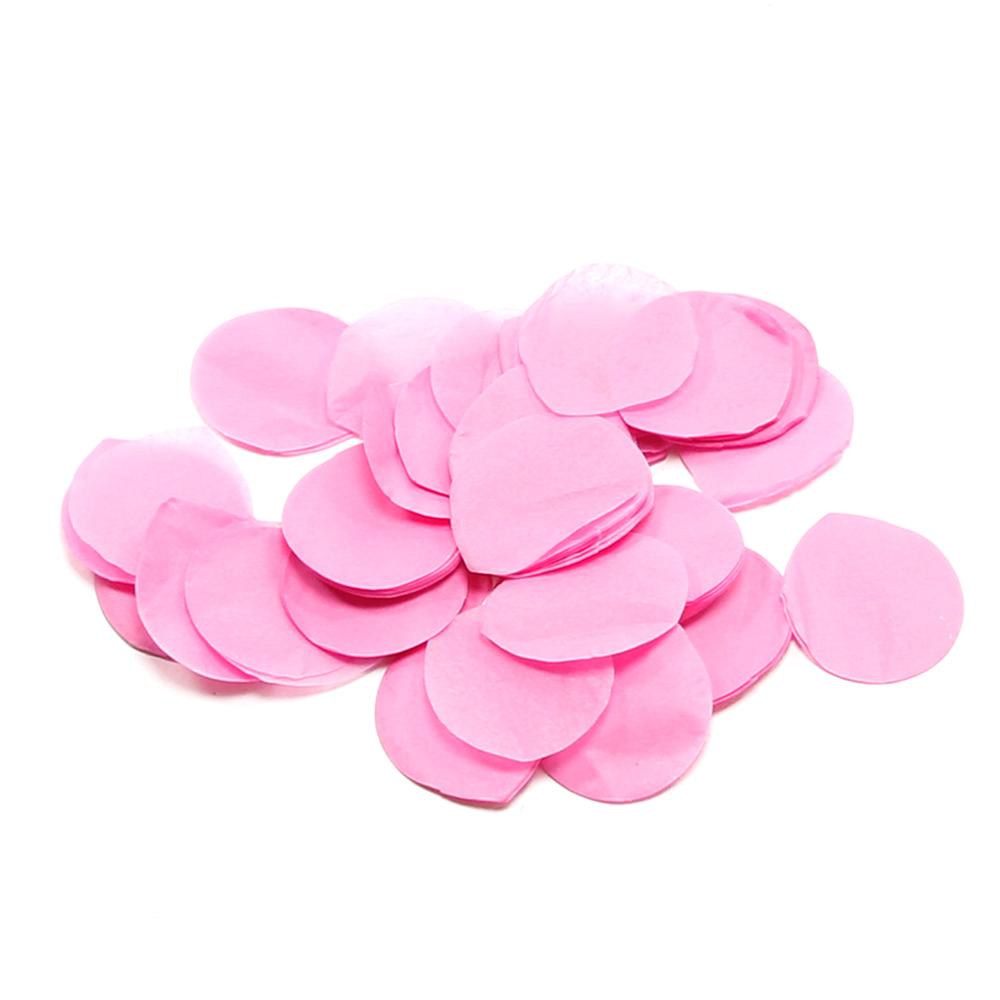 Billede af Papir konfetti - Rosenblade Pink