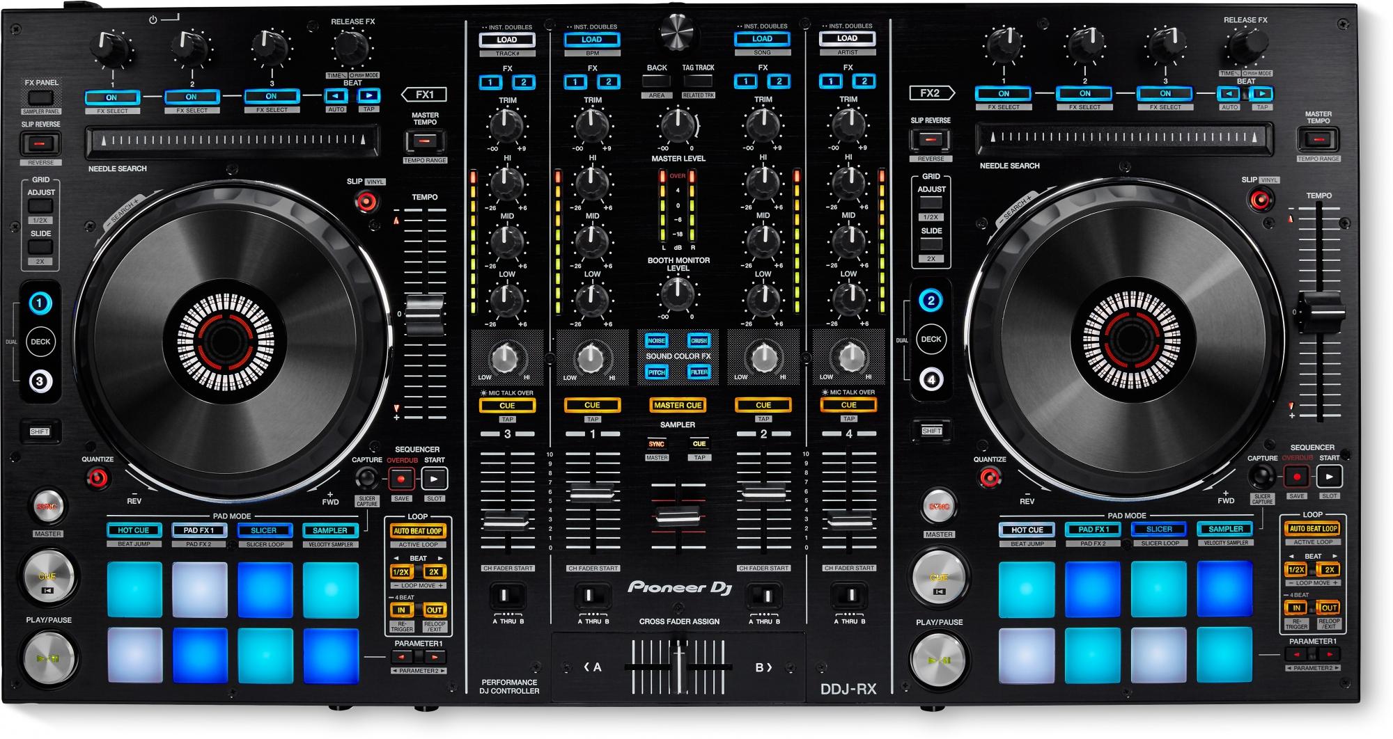 Billede af Pioneer DDJ-RX DJ controller