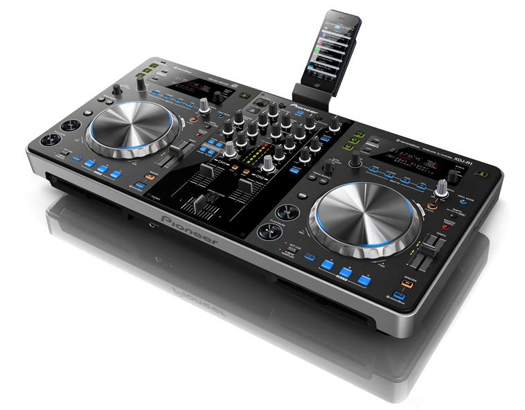 Billede af Pioneer XDJ-R1 DJ Controller