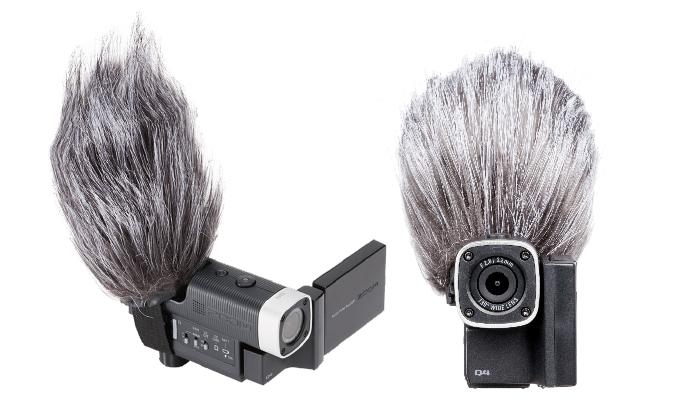 Billede af Zoom Windscreen, Hairy - Q4