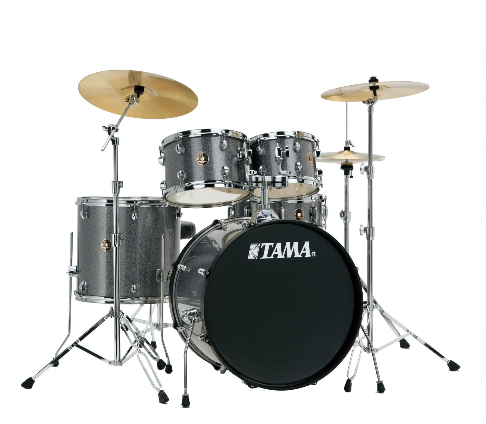 Billede af Tama Rhythm Mate Studio Trommesæt Galaxy Silver