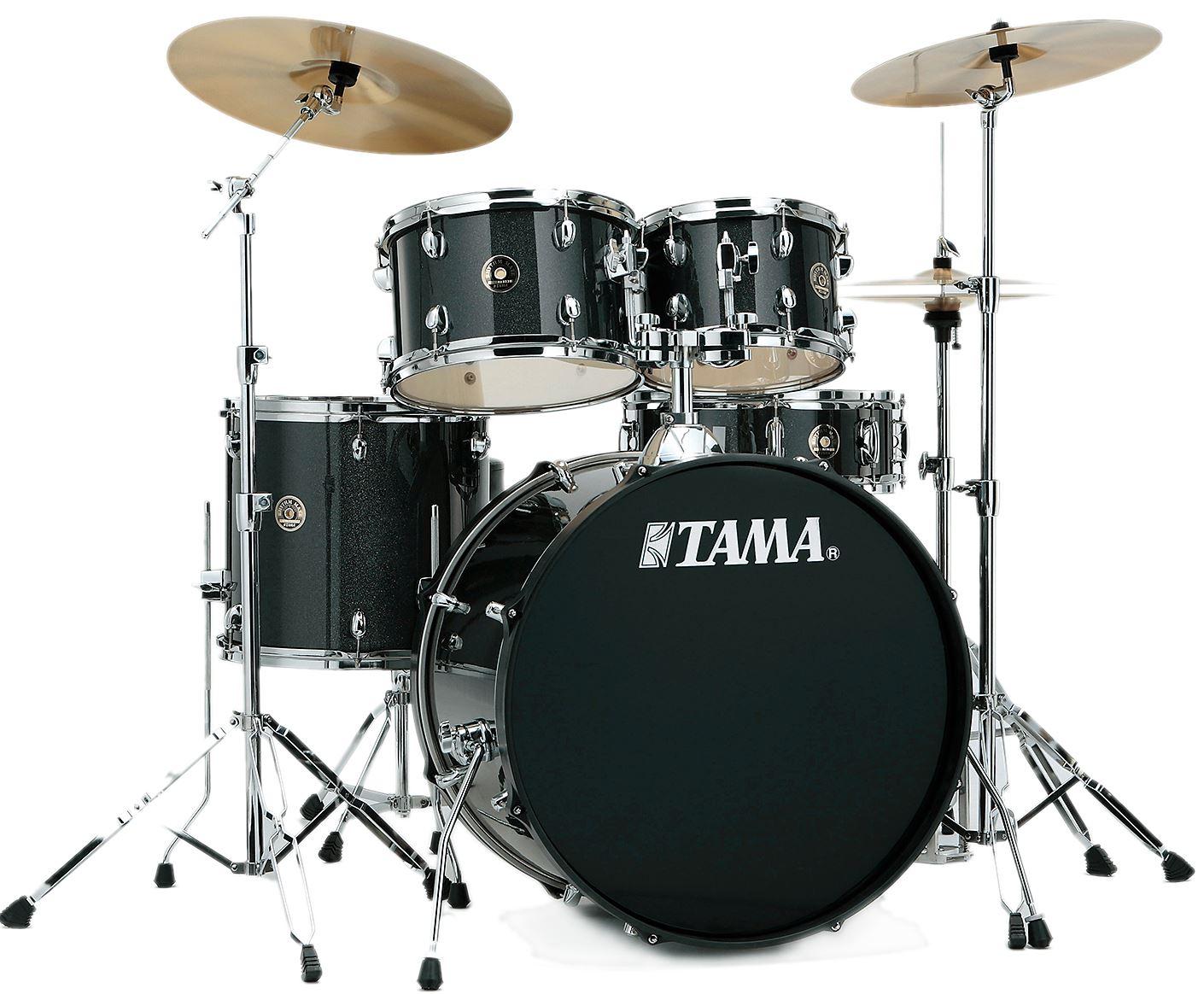 Billede af Tama Rhythm Mate Studio Trommesæt Sort