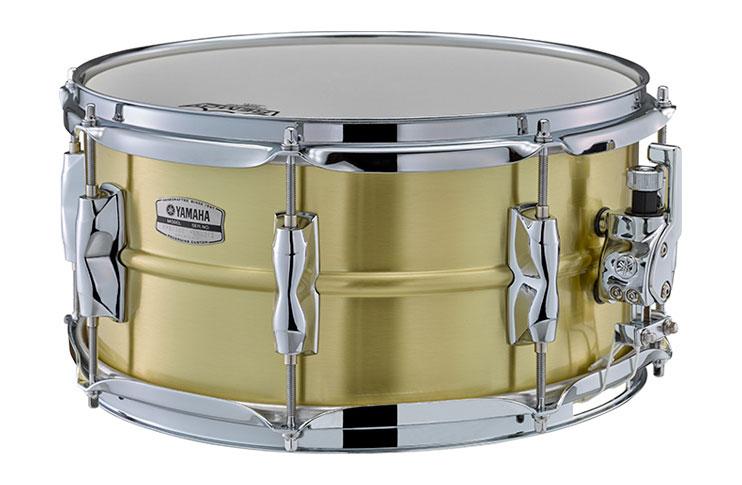 """Billede af Yamaha 13x6,5"""" Recording Custom Brass"""