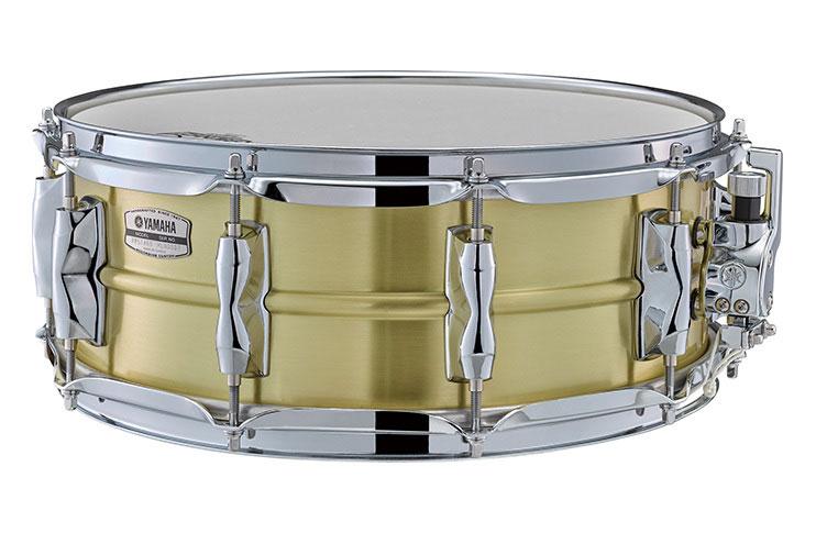 """Billede af Yamaha 14x5,5"""" Recording Custom Brass"""