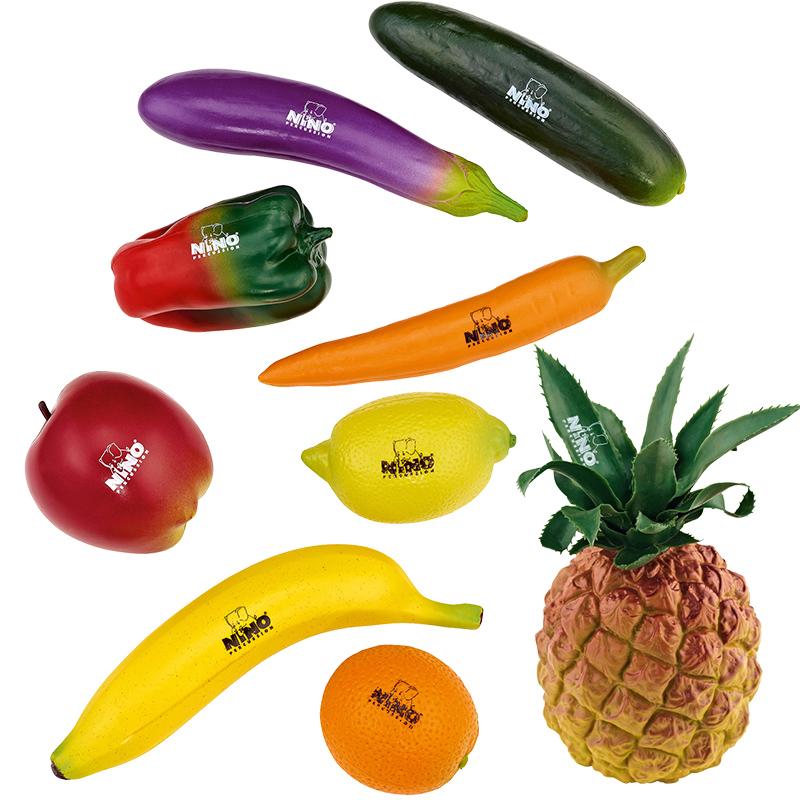 Billede af Meinl Nino rasle frugt eller grøntsag Ananas