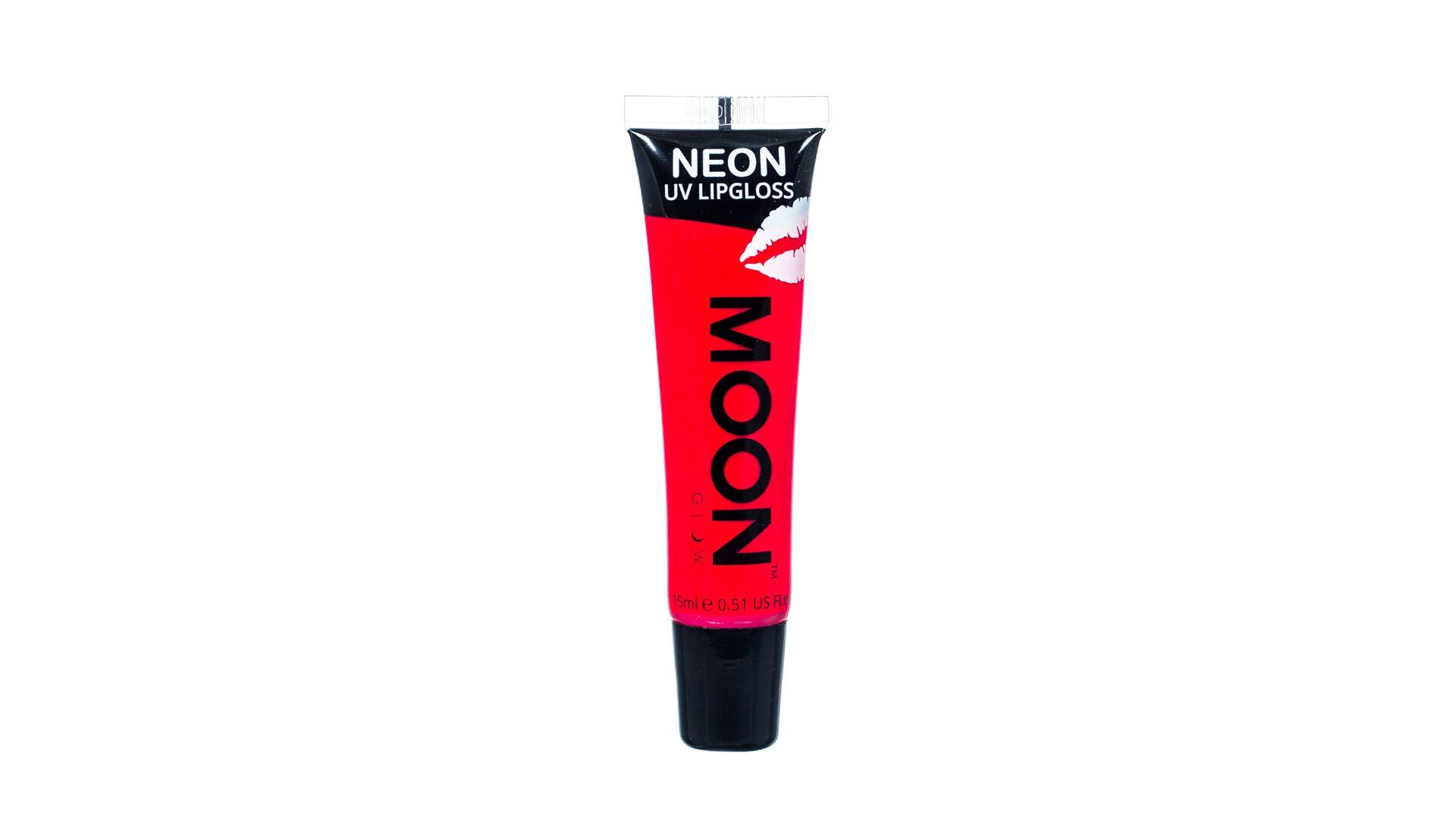 Billede af UV Lipgloss 15ml Rød