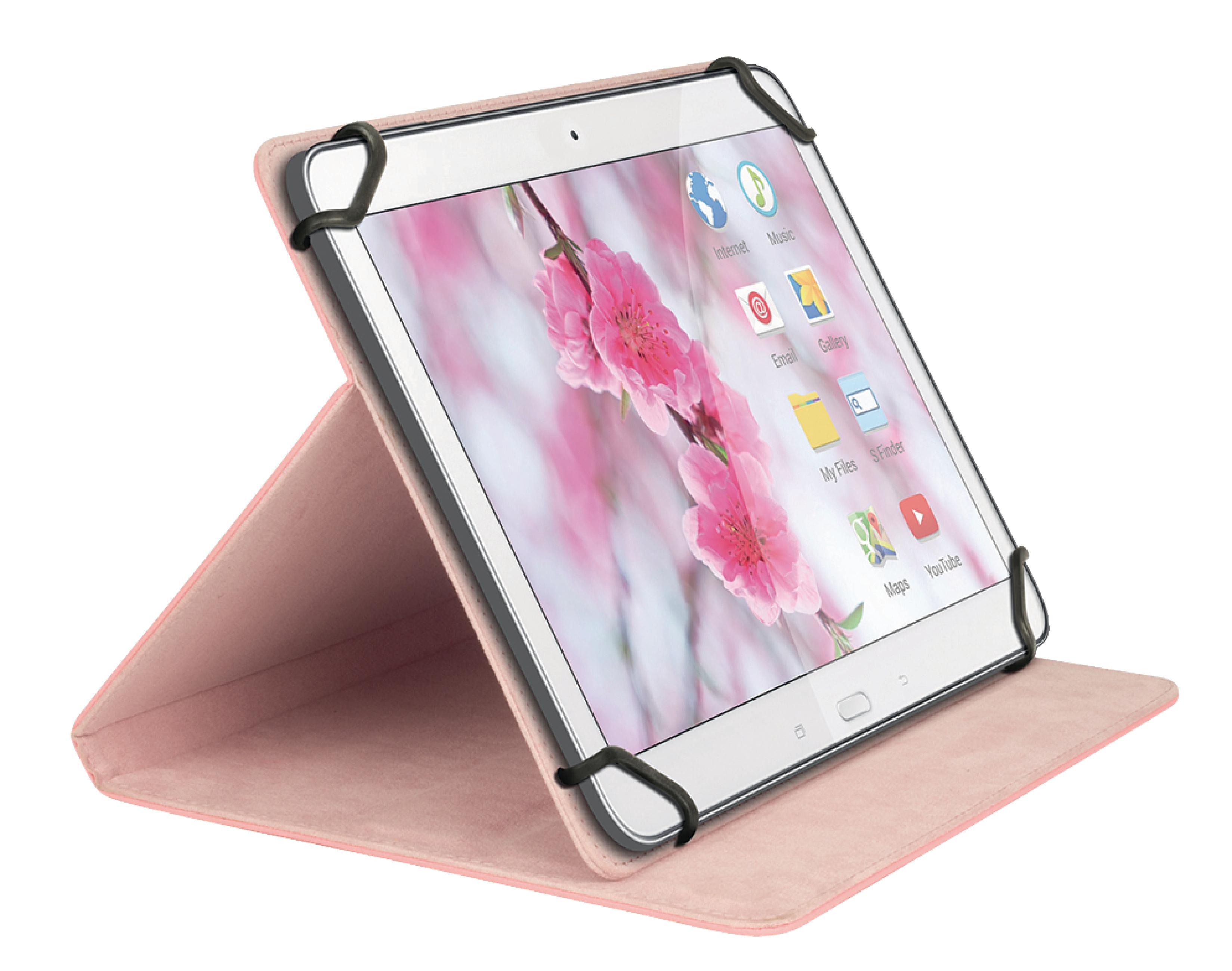 """Billede af Tablet Folie 7"""" Universelt Pink"""