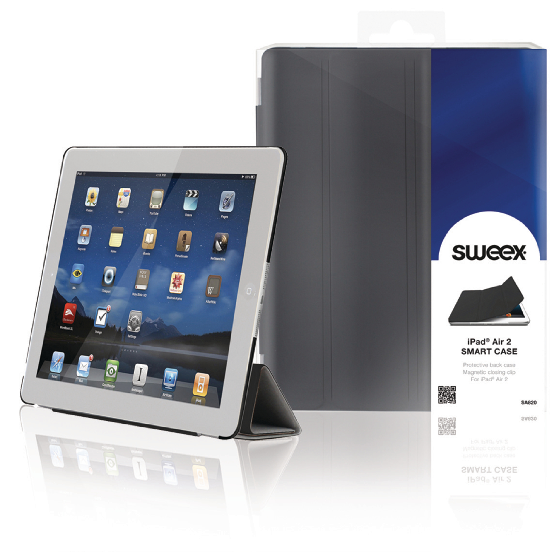 Billede af Tablet Folie Apple iPad Air 2 Sort