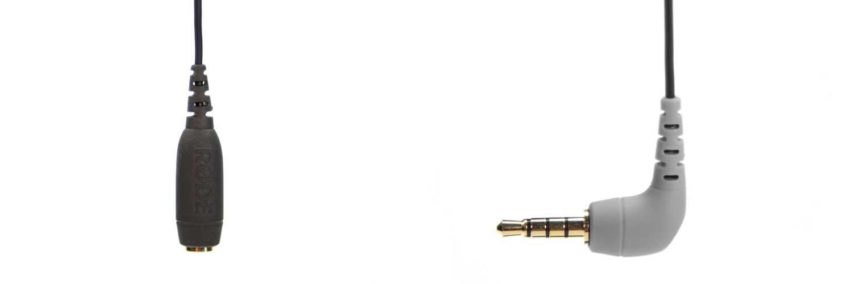 Billede af Røde 3.5mm TRS to TRRS adaptor