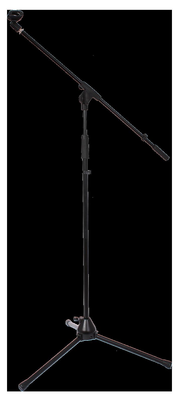 Billede af Ibiza mikrofonstativ med mikrofonholder