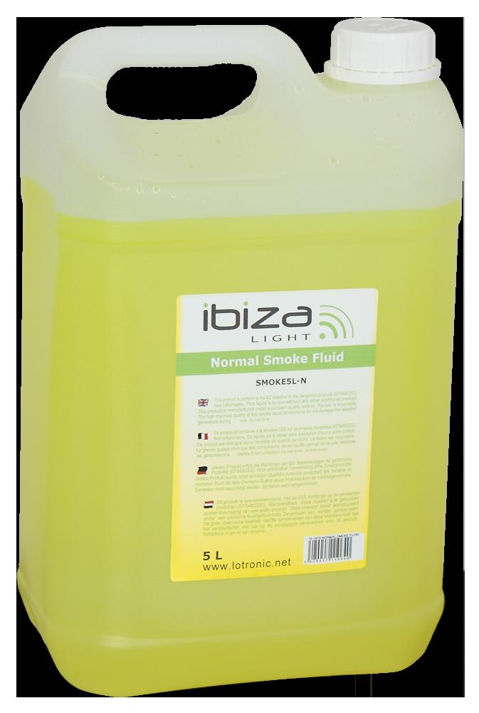 Billede af Ibiza haze væske, 5 ltr