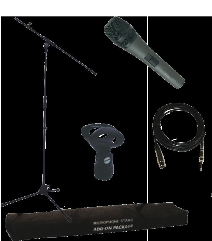 Billede af Komplet Mikrofon Sæt