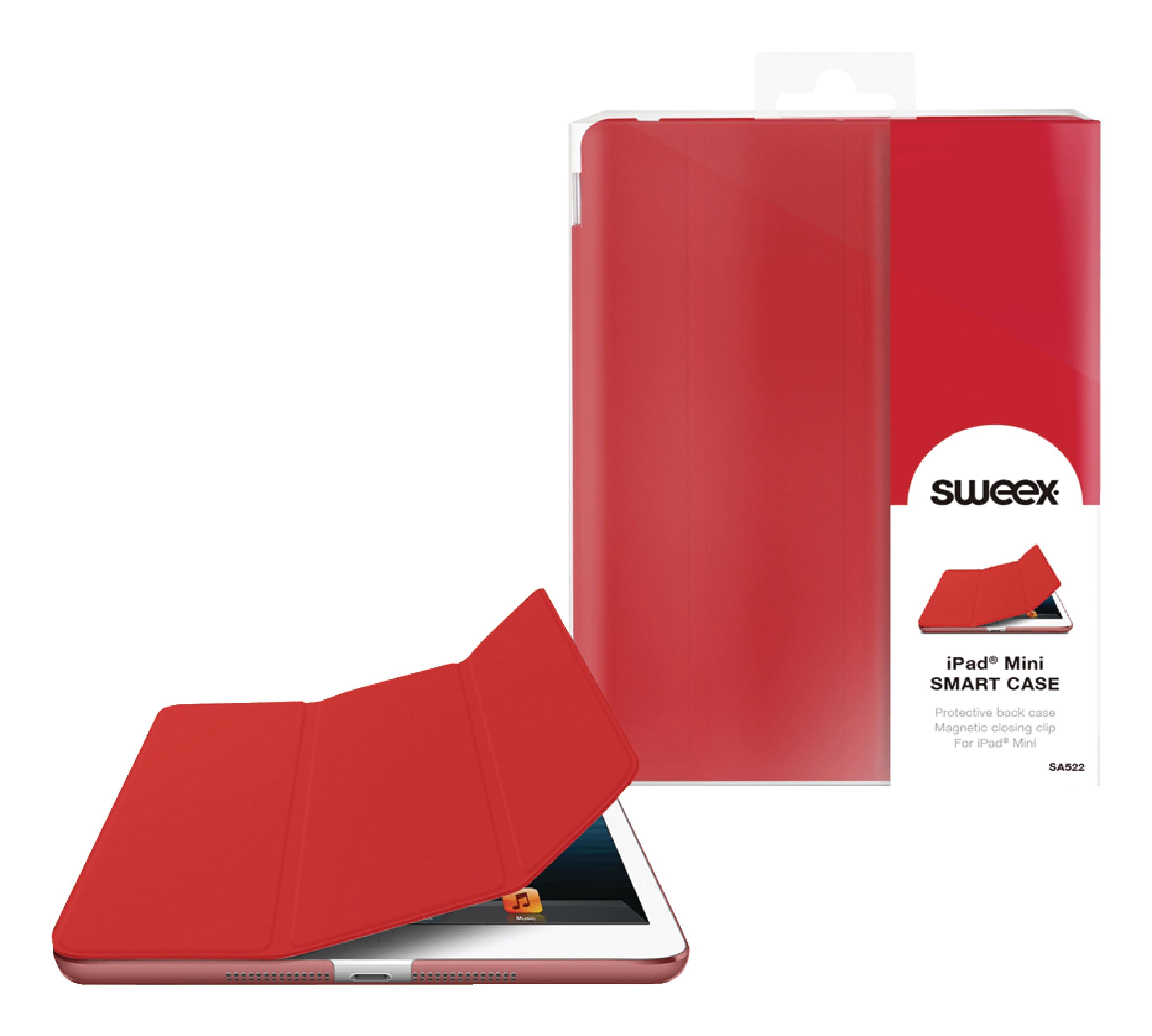 Billede af Tablet Folie Apple iPad Mini Rød