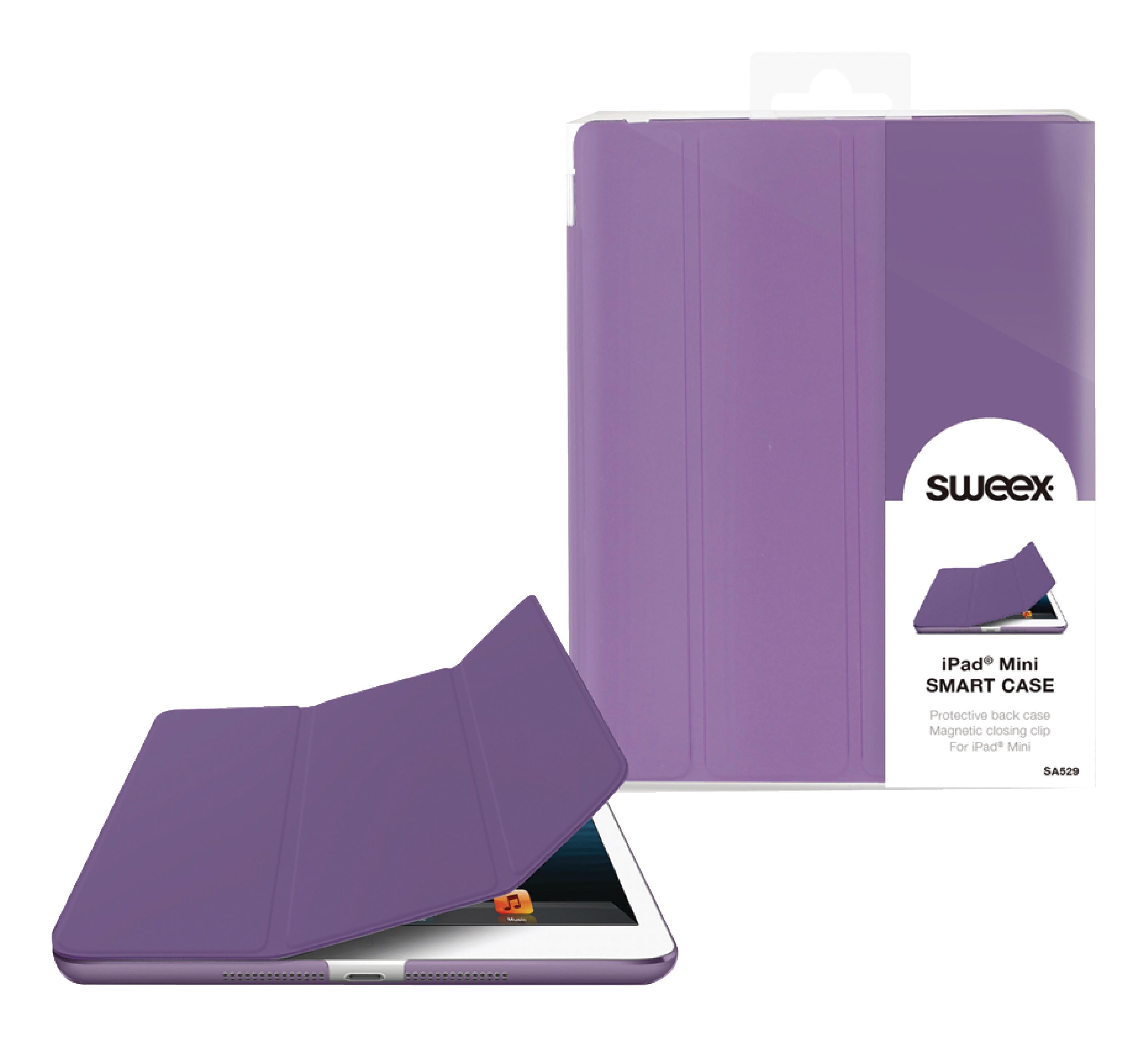 Billede af Tablet Folie Apple iPad Mini Violet