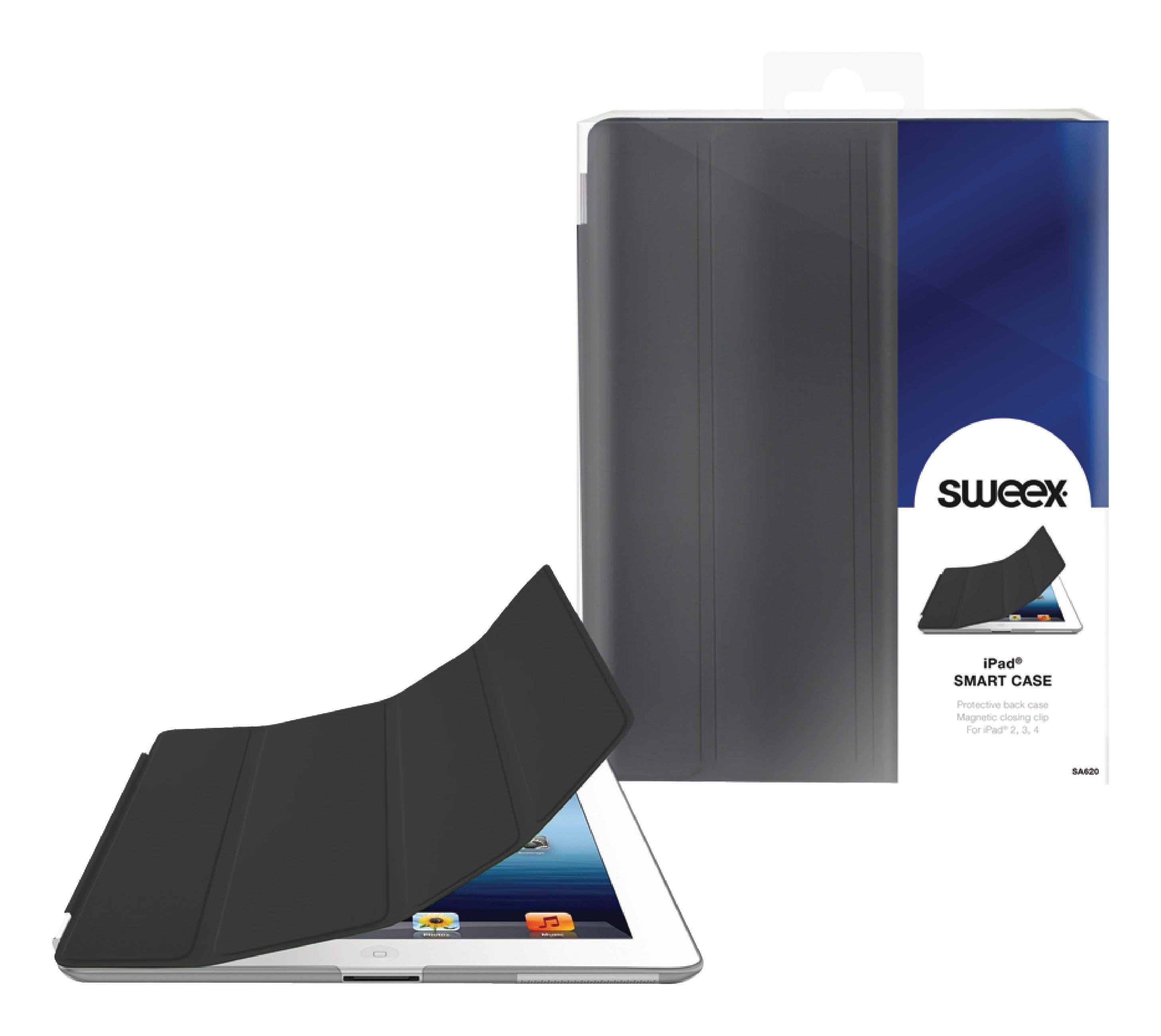Billede af Tablet Folie Apple iPad 4 Sort