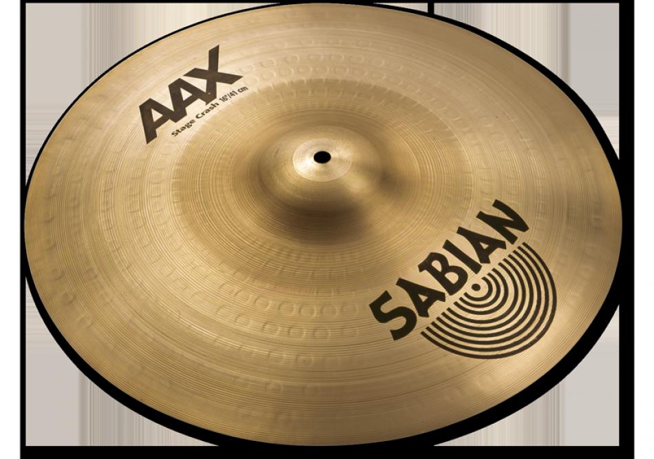 """Billede af Sabian 16"""" åX Stage Crash"""
