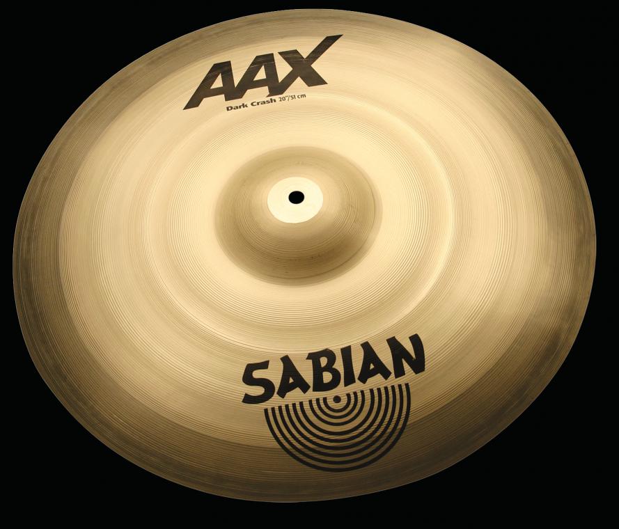 """Billede af Sabian 17"""" åX Dark Crash"""