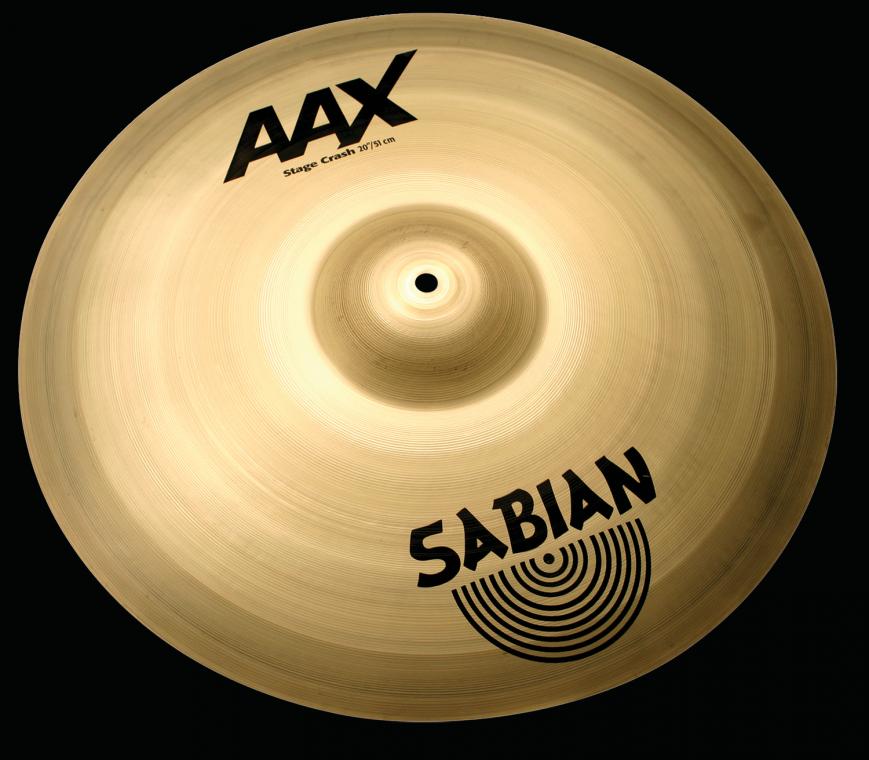 """Billede af Sabian 17"""" åX Stage Crash"""