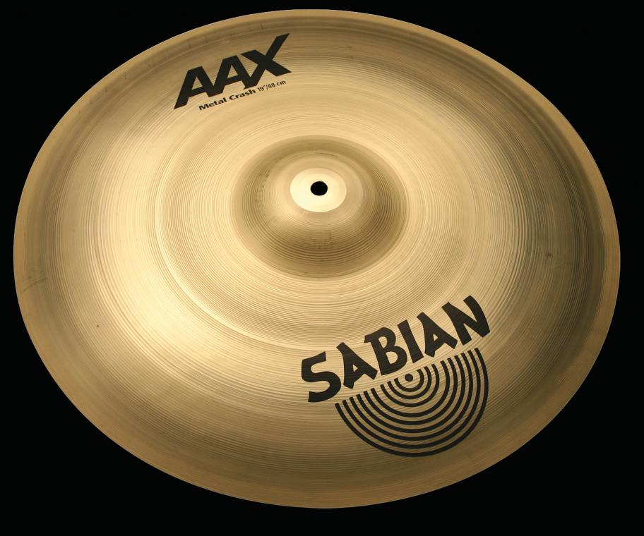 "Billede af Sabian 18"" åX Metal Crash"