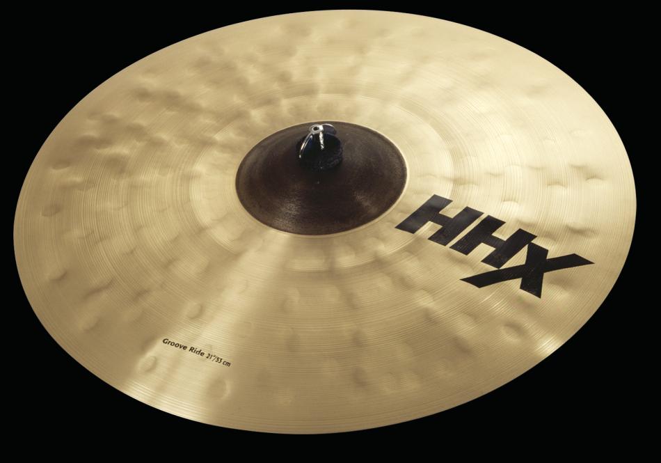 """Billede af Sabian 21"""" HHX Groove Ride"""