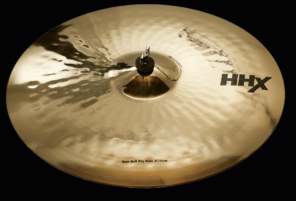 """Billede af Sabian 21"""" HHX Raw Bell Dry Ride"""