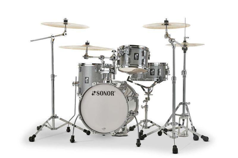 Billede af Sonor AQ2 Safari Trommesæt Titanium Quartz