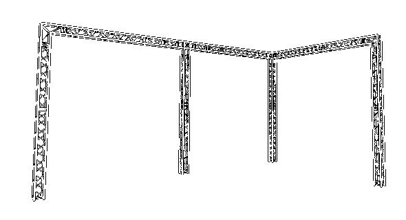 Billede af Messestand 7 x 4,5 x 4 mtr. (DT 24)