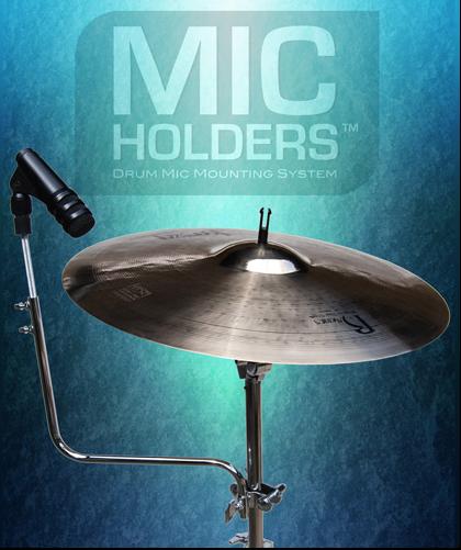 Billede af Mic Holders bækken mikrofon holder
