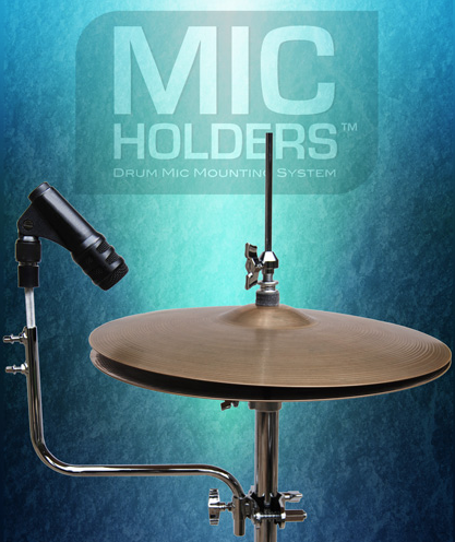 Billede af Mic Holders hihat mikrofon holder