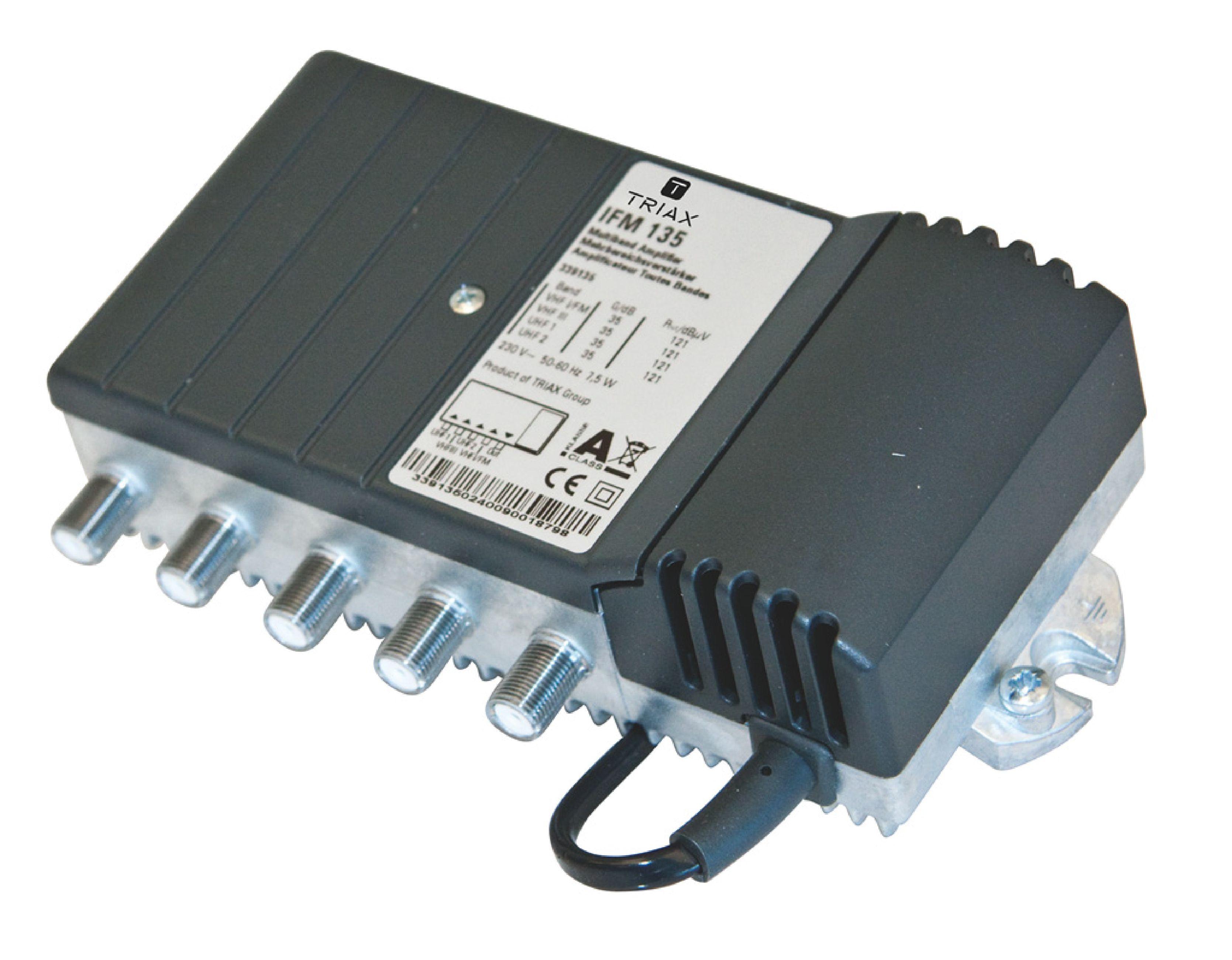 Billede af UHF/Blll/Bl/FM Forstærker 35 dB 1 Udgang