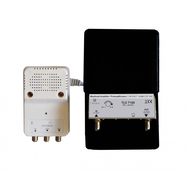 Billede af Mastforstærker 20 dB 470-694 MHz