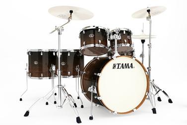 Billede af Tama Silverstar Standard Trommesæt Dark Mocha Fade