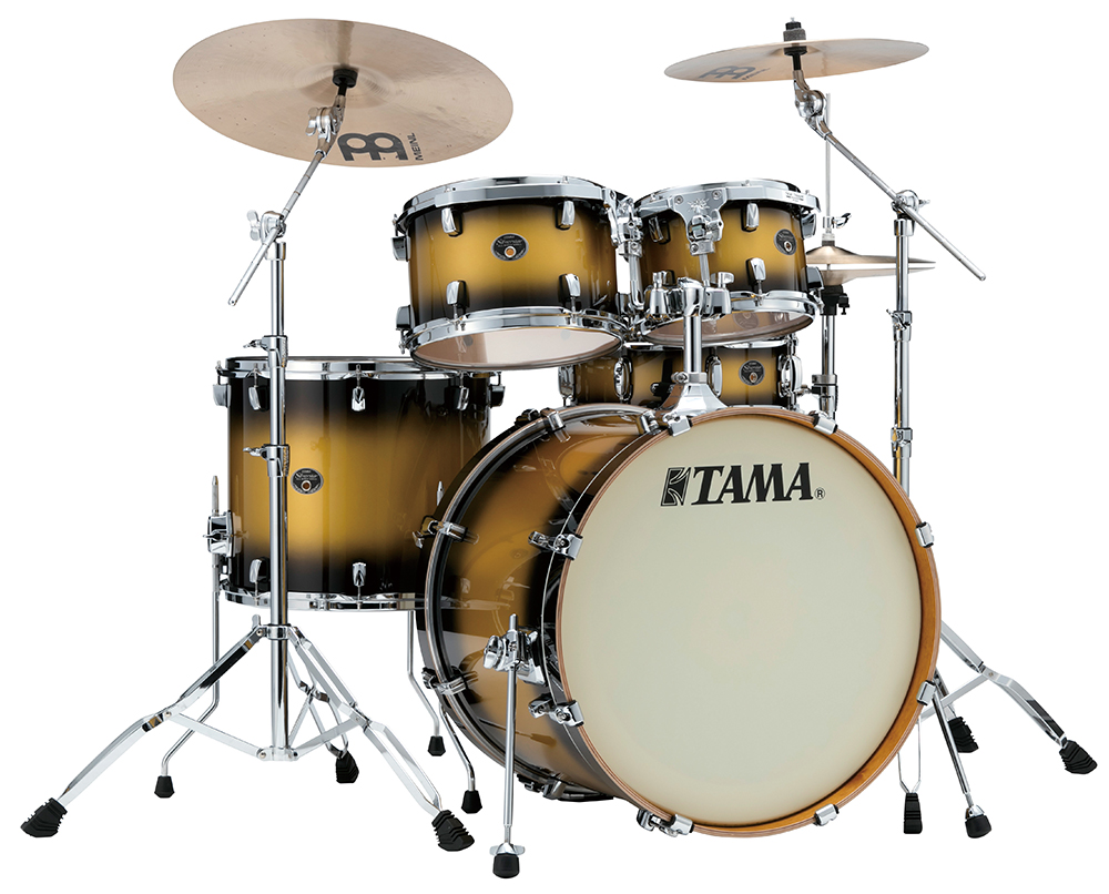 Billede af Tama Silverstar Standard Trommesæt Vintage Gold Duco