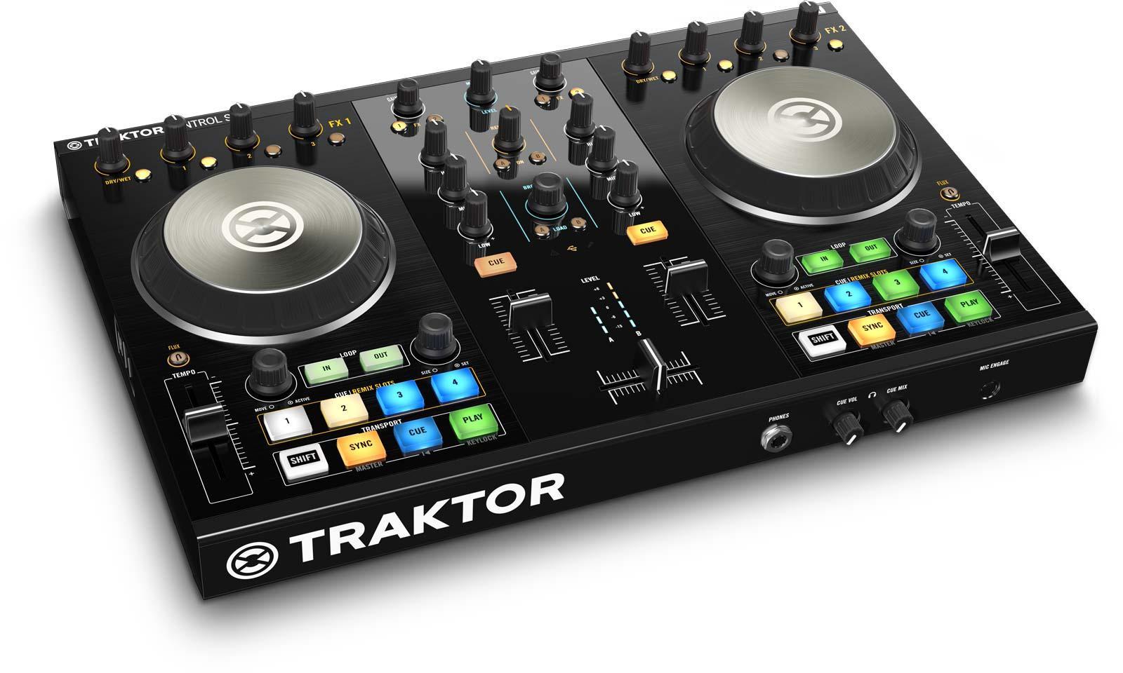 Billede af Native Instruments TRAKTOR KONTROL S2 MK2
