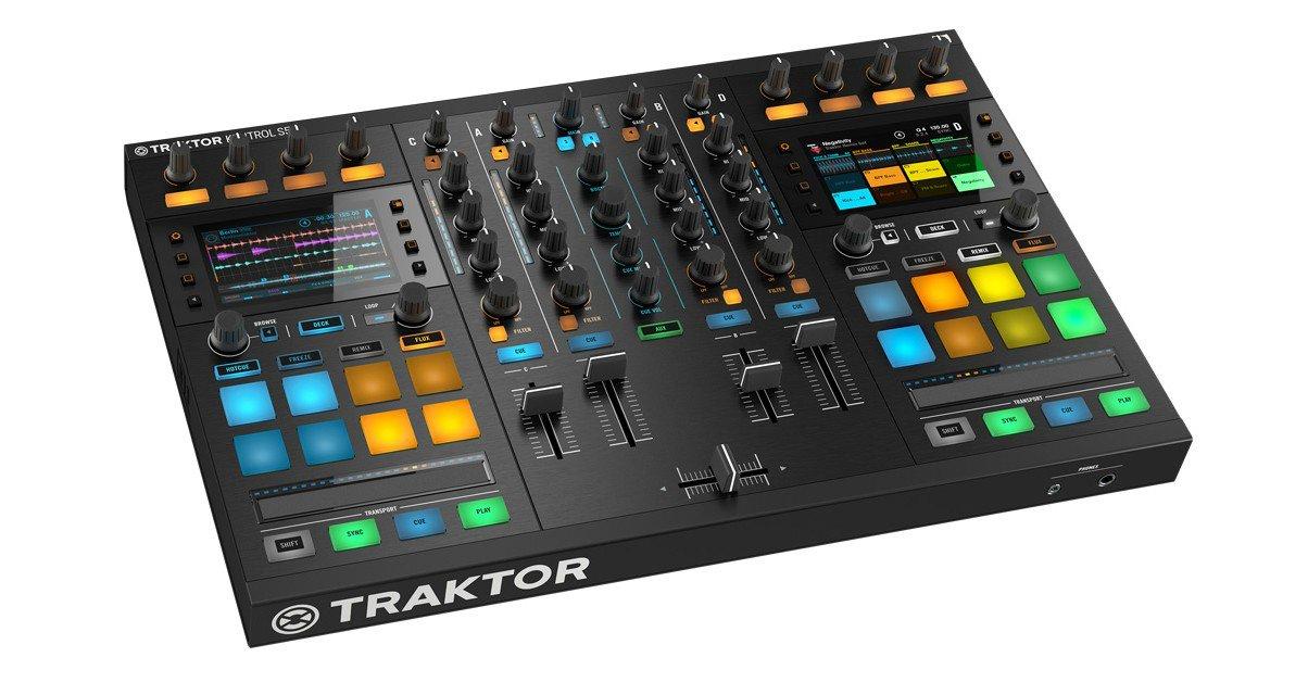 Billede af Native Instruments TRAKTOR KONTROL S5 DJ controller