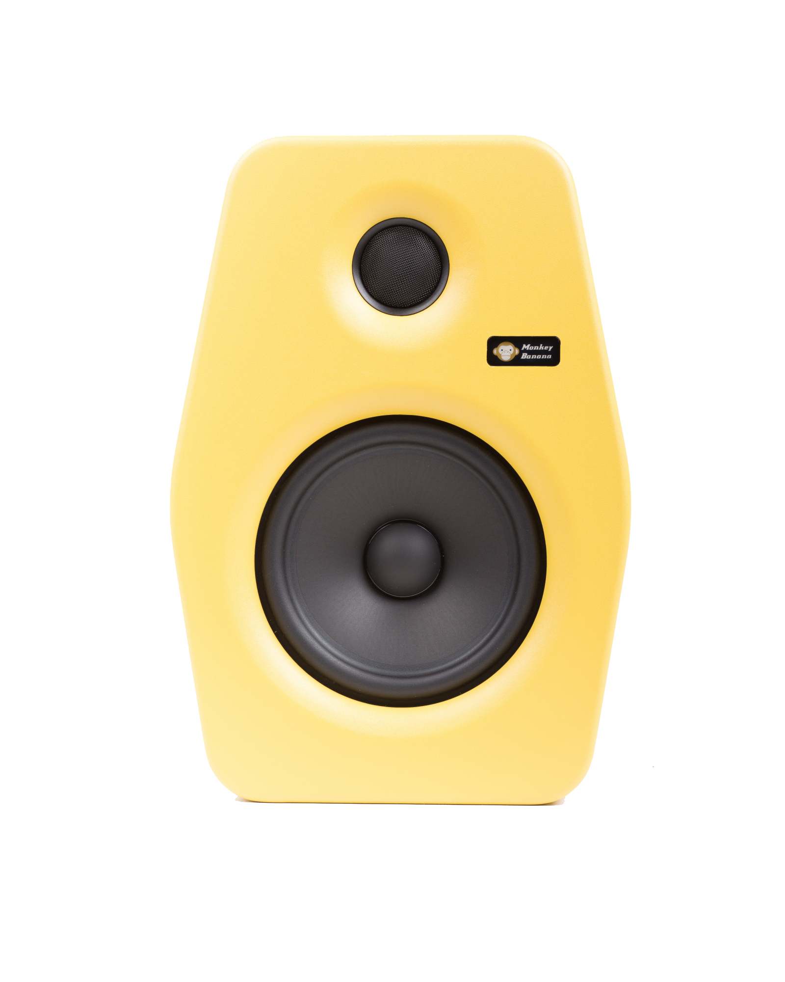Billede af Monkey Banana Turbo 6 studie højttaler, gul