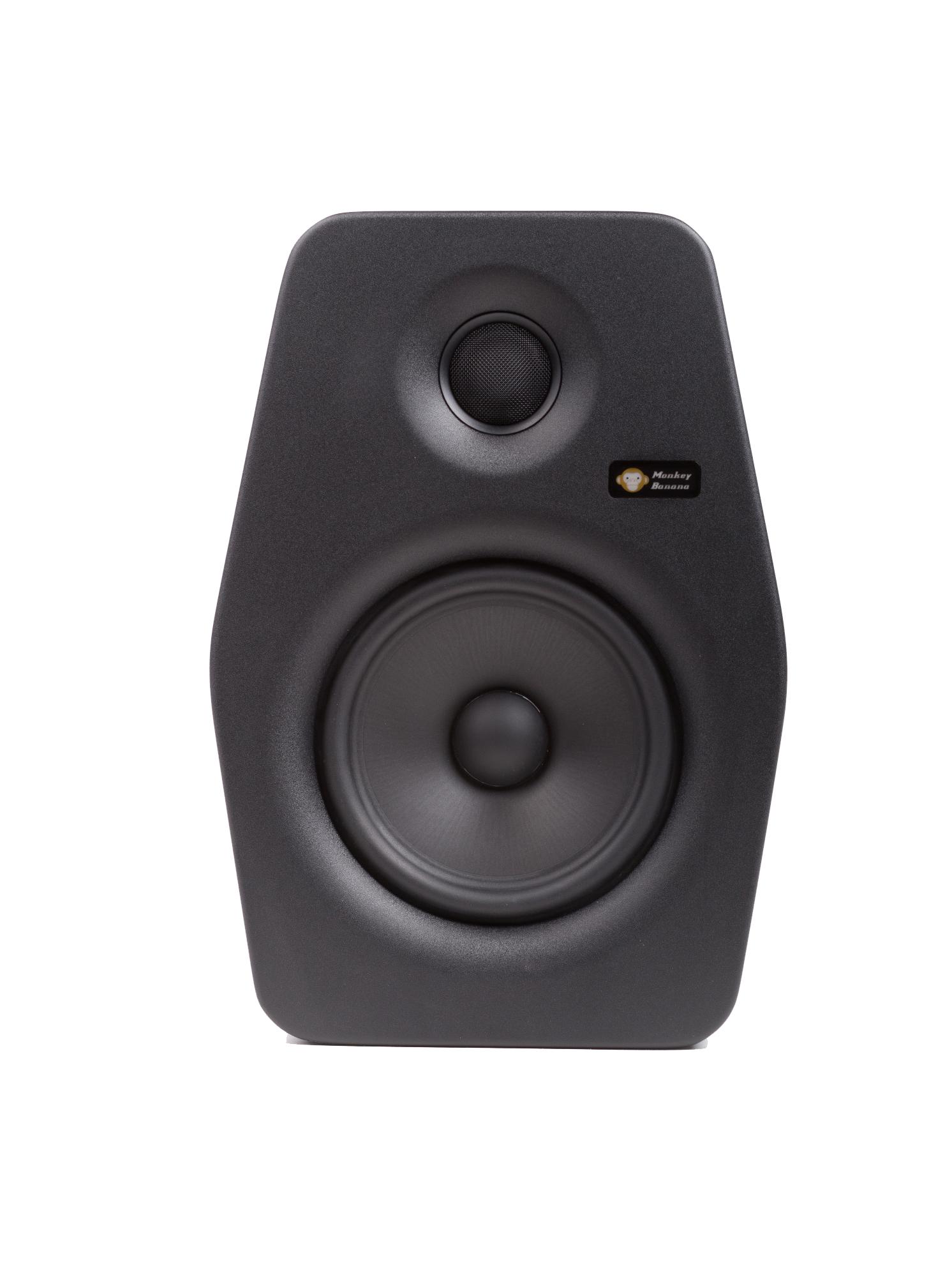 Billede af Monkey Banana Turbo 6 studie højttaler, sort