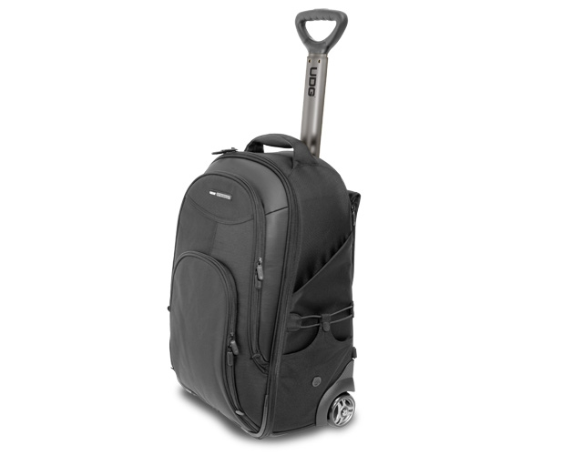 "Billede af UDG Creator Wheeled laptop Backpack Black 21"" version 2 U8007BL"