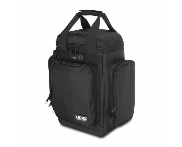 Billede af UDG Ultimate ProducerBag Small Black/Orange Inside U9023BL/OR