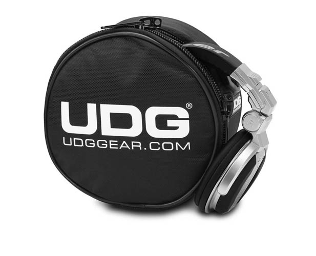 Billede af UDG Ultimate Headphone Bag Black U9960