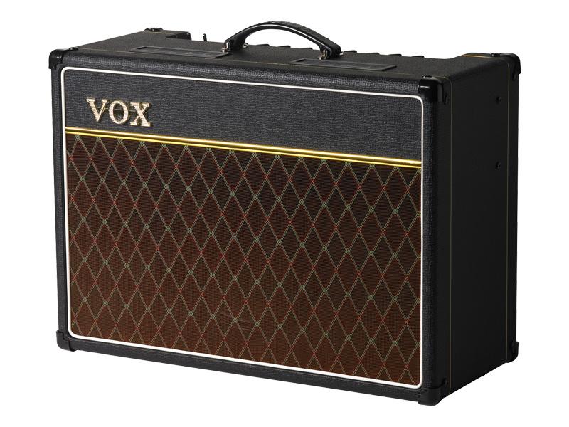 Billede af VOX AC15C1X Combo guitarforstærker